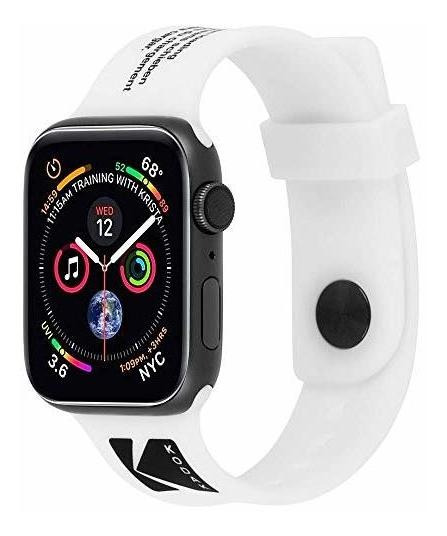 Case-mate Kodak - Correa Kodak Para Apple Watch (38-40 Mm),
