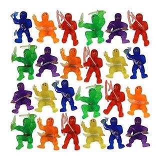 Mini Ninja Guerrero Juguetes Surtidos Figuras De Accion De C