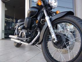 Zanella Patagonian Eagle 250 Shadow - Motor Bicilindrico