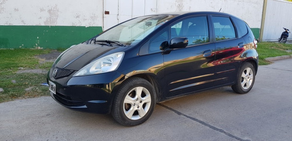 Honda Fit Lxl 1.4 Mt L/09 Año 2010