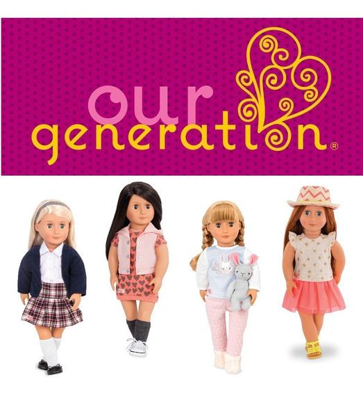 Muñeca Regular Og Varios Modelos Our Generation