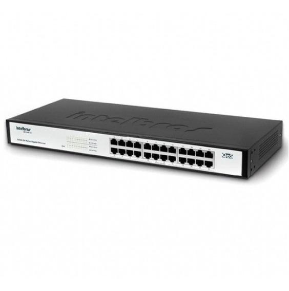 Intelbras Switch 24p 10/100 S/ger - Sf 2400