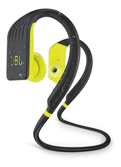 Fone De Ouvido Jbl Endurance Jump Bnl Bluetooth Preto E Verd