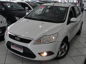 Ford Focus 2.0 Glx Flex Aut. 2013 Completo + Couro Lindo