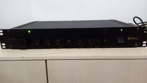 Pré Amplificador Spell/ Sankya 70 V (funcionando)