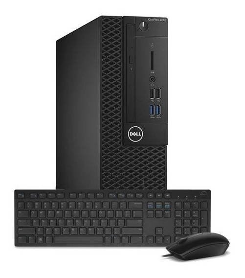 Desktop Dell Optiplex Core I5 7° Ger. 1tb 8gb Completo Nf