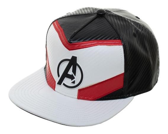 Marvel Avengers Endgame Gorra Adultos Tipo Piel Bioworld