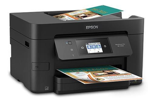 Impressora A Cor Epson Workforce Profissional Wf-3720 Wf3720