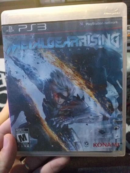 Metal Gear Rising Ps3