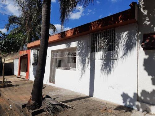 Casa Com 2 Dormitórios À Venda, 106 M² Por R$ 280.000,00 - Alto - Piracicaba/sp - Ca3750