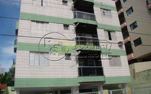 Imagem 1 de 10 de Apartamento Com 1 Dorm, Caiçara, Praia Grande - R$ 195 Mil, Cod: 864 - V864