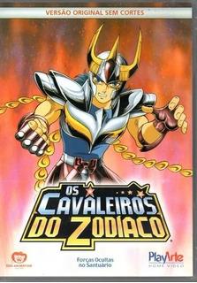 Cavaleiros Do Zodíaco, Ep. 19,20,21,22 - Dvd | Toel