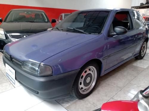 Imagem 1 de 15 de Volkswagen Gol 1997 1.6 3p Gasolina