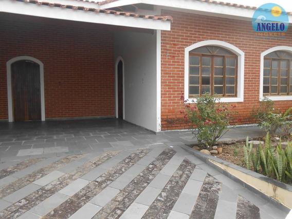 Casa No Bairro Oásis Em Peruíbe - 1255