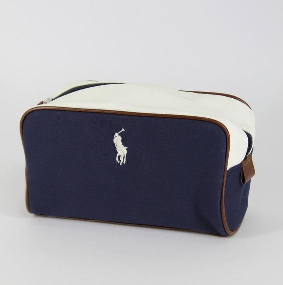 Necessaire Masculina Polo Ralph Lauren + Amostra