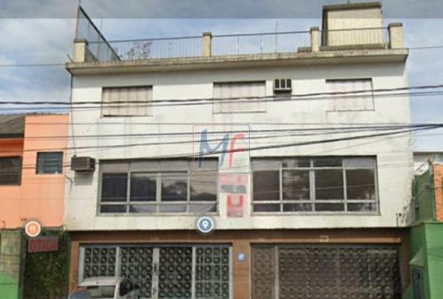 Imagem 1 de 1 de Ref 12.957- Excelente Prédio  Comercial Localizado No Bairro Luz, 11 Salas, 5 Vagas, 827m² A,c, 339 M² A.t, Frente: 12 M, Zoneamento: Zc . - 12957