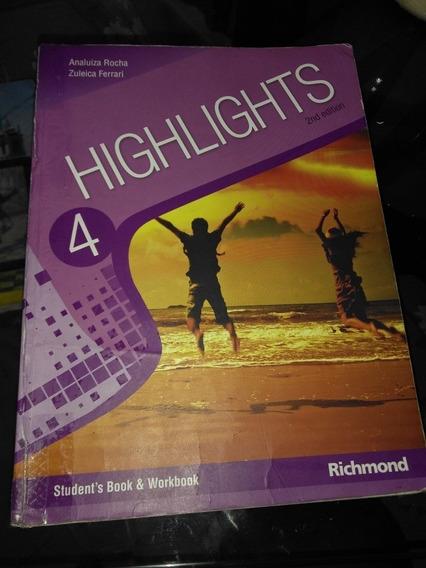 Highlights 4 2nd Edition Richmond Com Cd