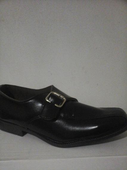 Zapato De Vestir De Hombre