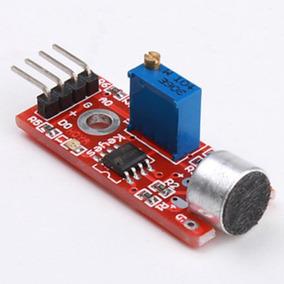 Sensor De Som Ky-038 Microfone