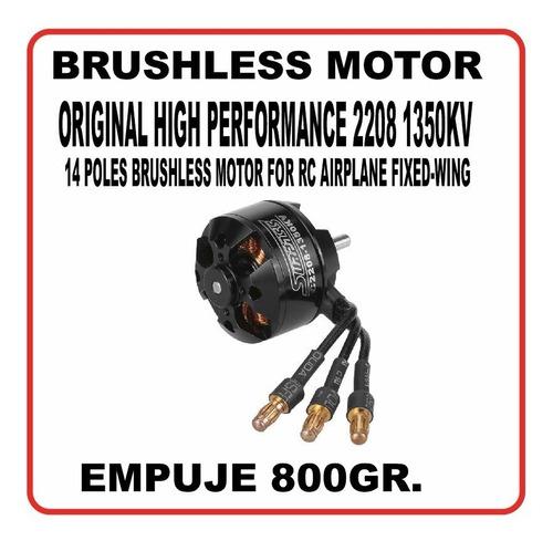 Brushless Motor 1400kv  2204