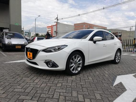 Mazda 3 Grand Touring 2015