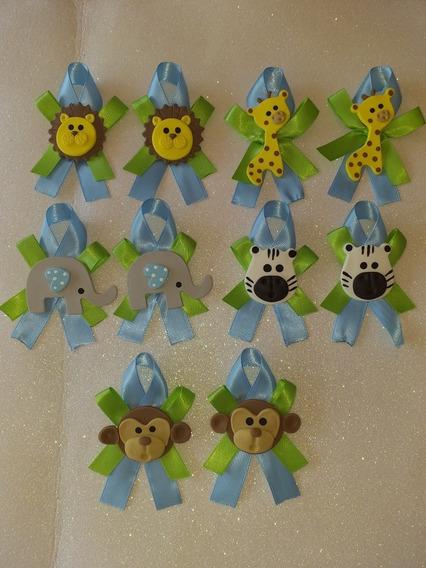 35 Distintivos Animalitos De La Selva Safari Baby Shower