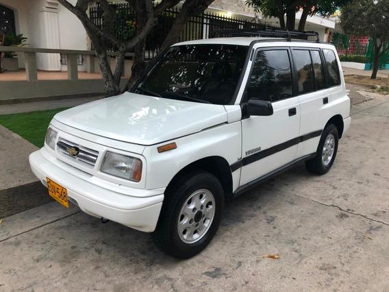 Chevrolet Vitara, Modelo 97, 1600 Cc, Color Blanco, Mecánico