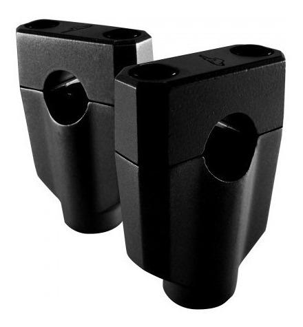 Adaptador / Riser Anker Para Guidão Oxxy 31,75mm 31mm Preto