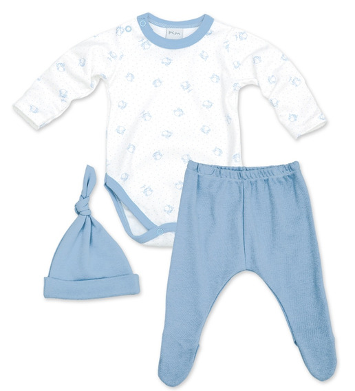Set Body Pelele Y Gorrito - Bebés Y Niños