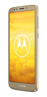 Celular Libre Motorola Moto E5 Play Dorado