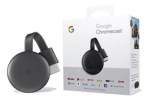 Google Chromecast 3ra Generación Full Hd Original