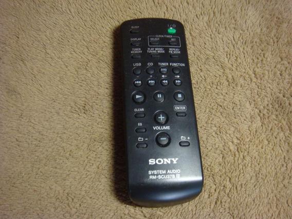 Controle Remoto Original Sony Modelo Scu-37b