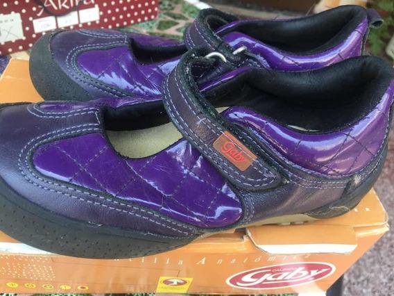 Zapatos Tipo Guillermina Violeta Gaby N32