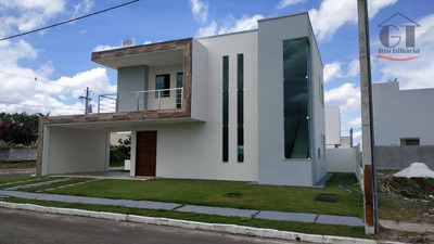 Bela Casa Duplex No Chiara Lubich - Itabaiana - Ca0298