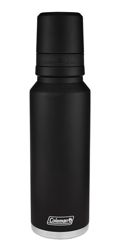Termo Coleman Matero de acero inoxidable 1.2L negro