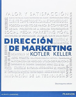 Dirección De Marketing - 15/ed - Kotler