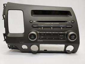 Frente Do Rádio Honda Civic Si 2007 A 2008 (original)