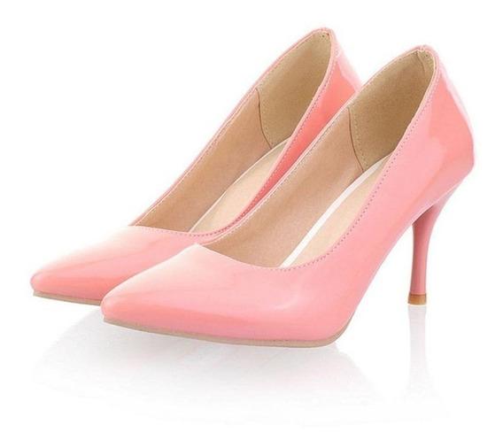 Sapato Feminino Morazora 10909 Importado Frete Grátis