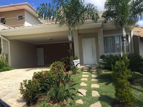 Casa Residencial À Venda, Condomínio Santa Tereza, Valinhos. - Ca2145