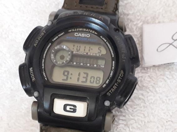 Relógio Casio G Shock Dw 9000- Lindo !