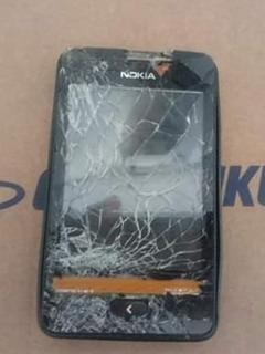Nokia Asha (obs:) Sem Touch E Sem Bateria.