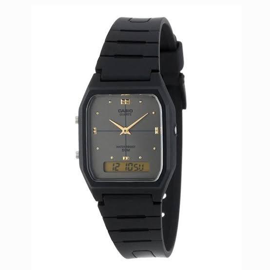 Relógio Casio Clássico Aw-48he-8avdf Retro Unissex + Cx
