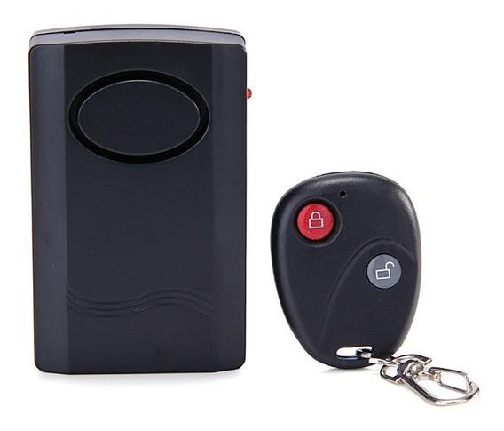 Alarme Sensor Magnetico Com Controle Anti Vibracao Sonoro