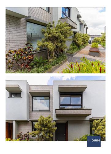 Casa Em Condomínio A Venda Em Moema, Sp - 62030487