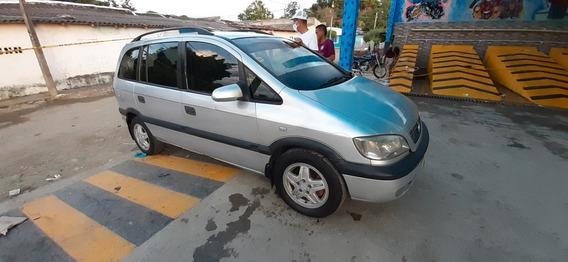 Chevrolet Zafira Full Equipo