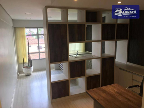 Sala Comercial Edifício Center Ii - Centro De Guarulhos! - Sa0175