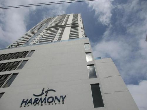 Imagen 1 de 14 de Venta De Apartamento De 208 M2 En Harmony, San Fco 21-721