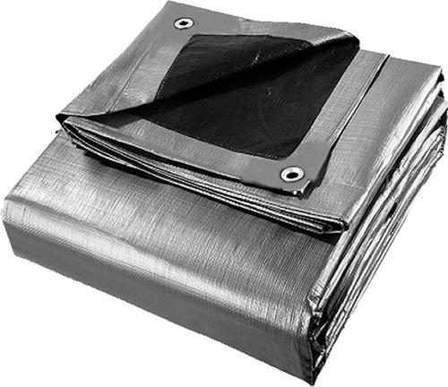 Imagen 1 de 9 de Cubrepileta Cobertor D Rafia 400x500 16 Ojales X Perímetro P