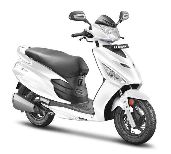 Hero Dash Scooter Dash 110 0km Permuto Dbm Motos