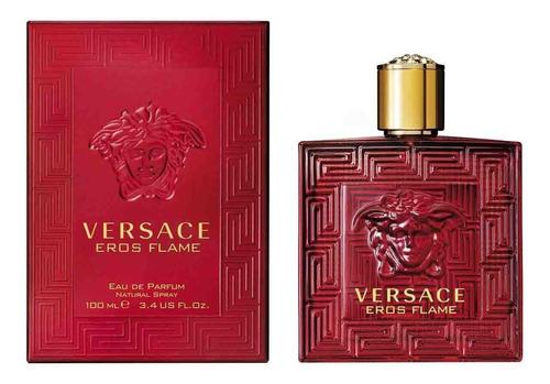 Perfume Versace Eros Flame 100ml. Para Caballeros Original